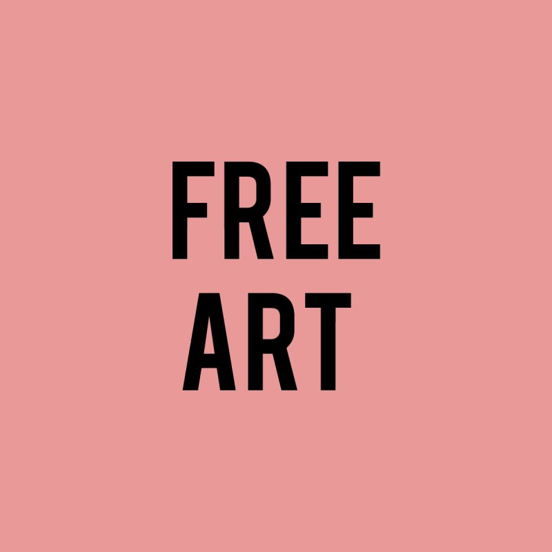 free art Men's T-Shirt by truthpup's Artist Shop