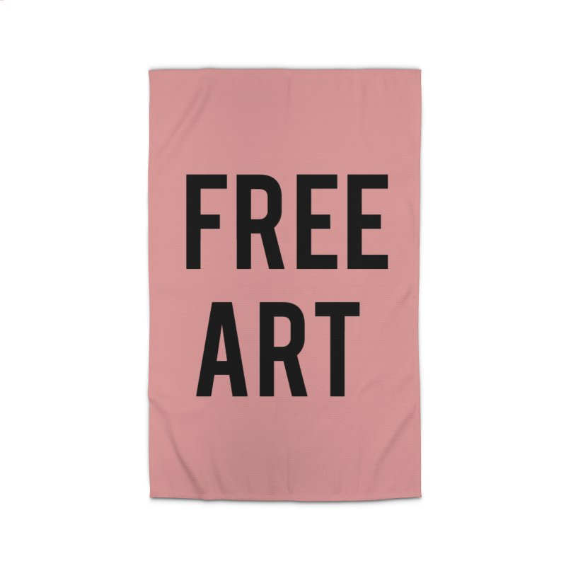 free art Home Rug by truthpup's Artist Shop