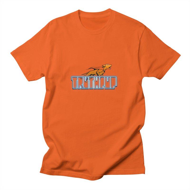 Truthpup 2 Men's Regular T-Shirt by truthpup's Artist Shop