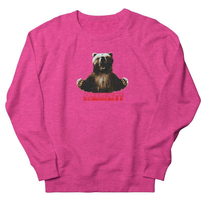 HUGS!!  Men's French Terry Sweatshirt by truthpup's Artist Shop
