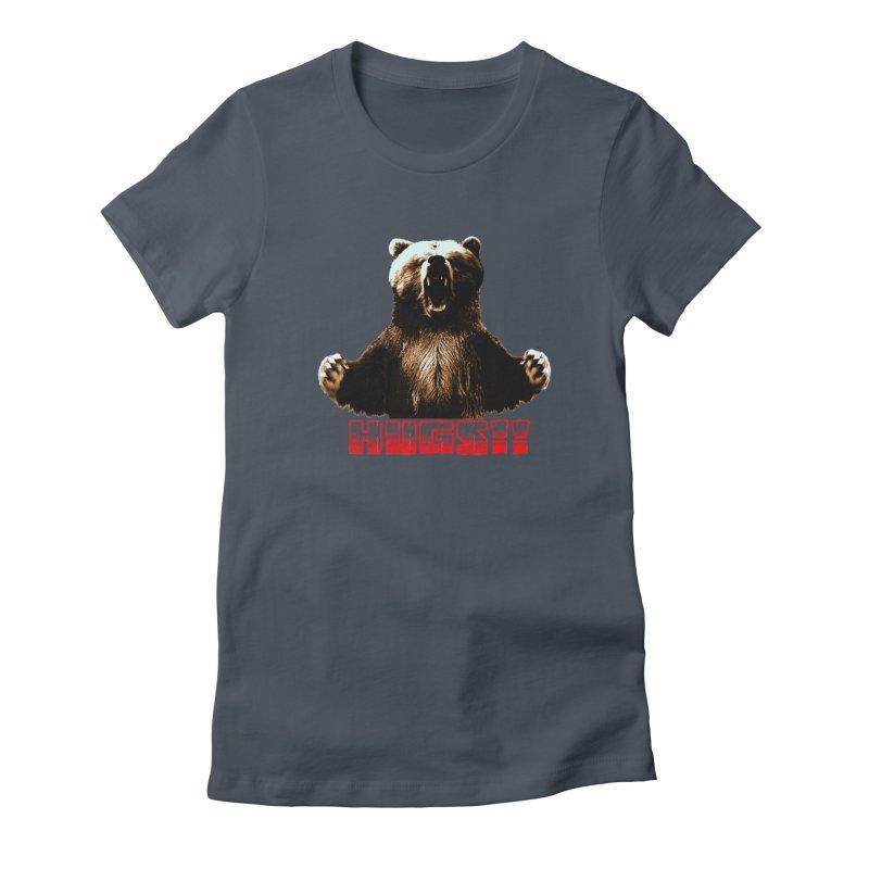 HUGS!!  Women's T-Shirt by truthpup's Artist Shop