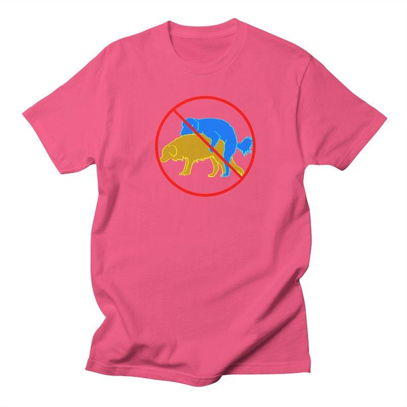 No Hump Zone Men's Regular T-Shirt by truthpup's Artist Shop