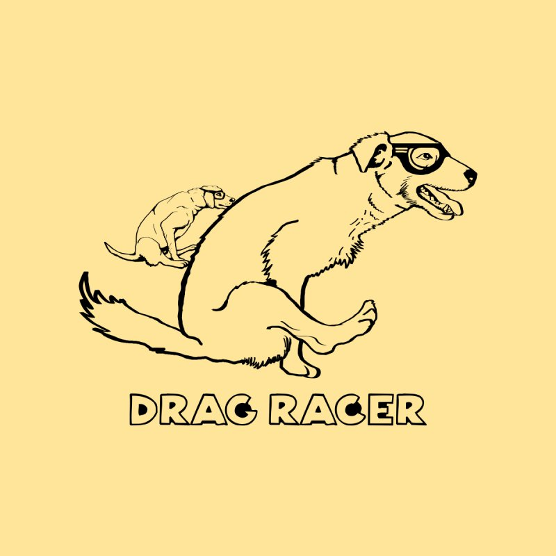 Drag Racer Kids T-Shirt by truthpup's Artist Shop
