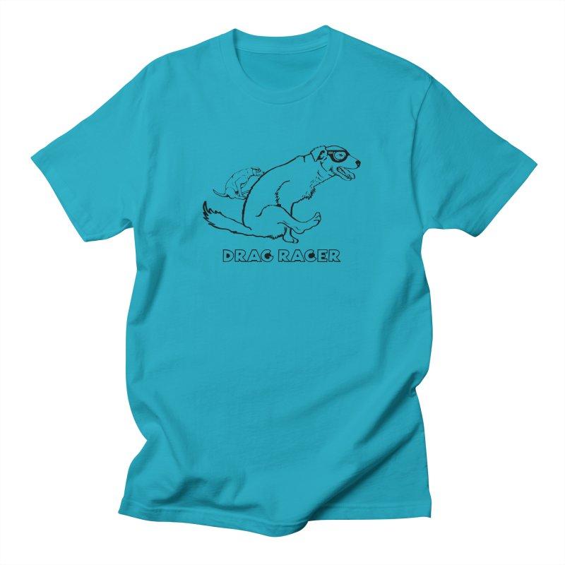 Drag Racer Men's T-Shirt by truthpup's Artist Shop