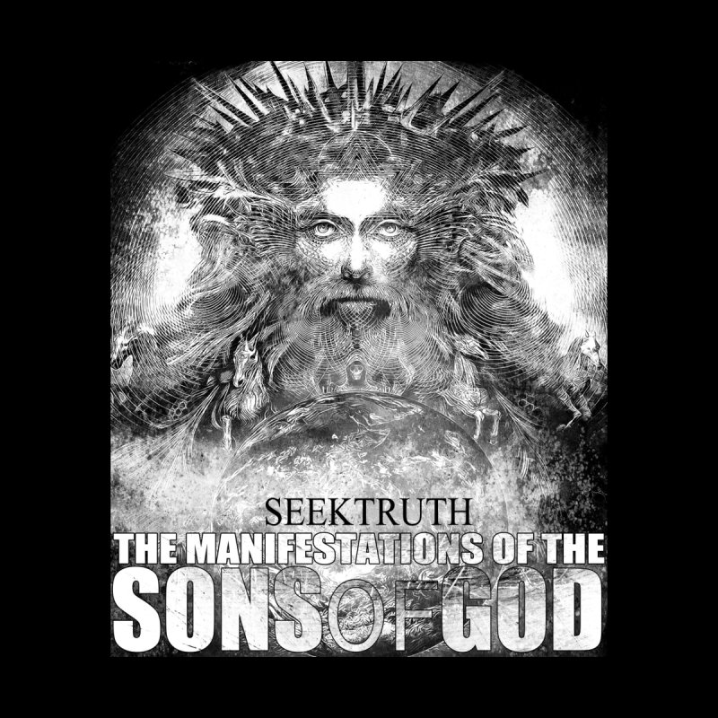 The Manifestation of The Sons of God Men's T-Shirt by TruthSeekah Clothing