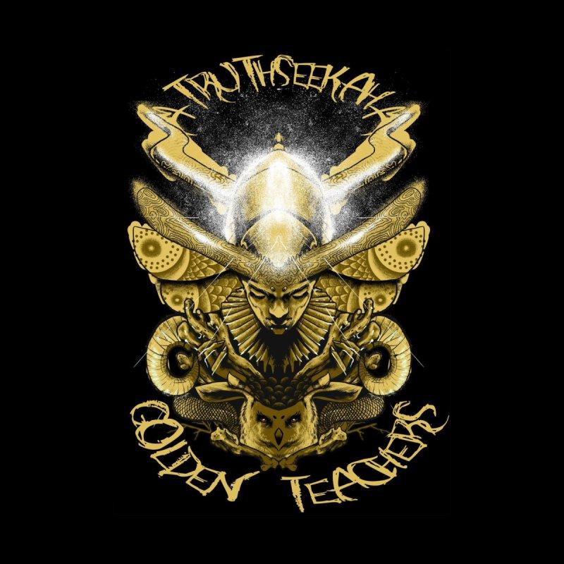 Golden Teachers Men's T-Shirt by TruthSeekah Clothing