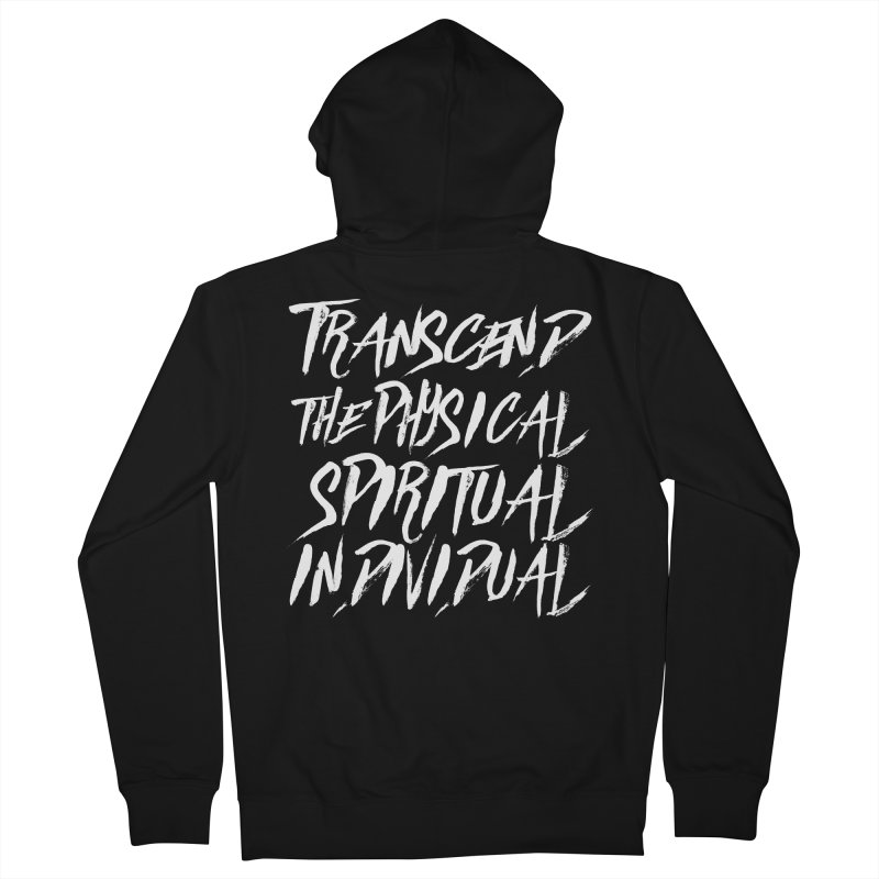 Mystic Mind Men's French Terry Zip-Up Hoody by TruthSeekah Clothing