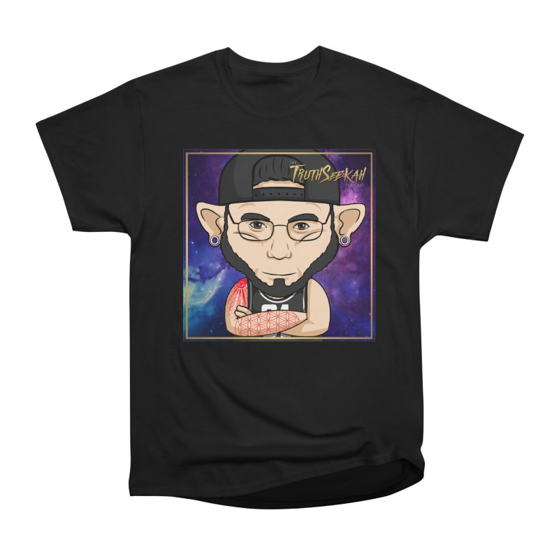 TruthSeekah Toon Tee Men's T-Shirt by TruthSeekah Clothing