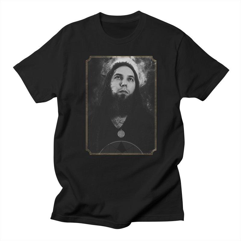 TruthSeekah Mystic Seer Shirt in Men's Regular T-Shirt Black by TruthSeekah Clothing