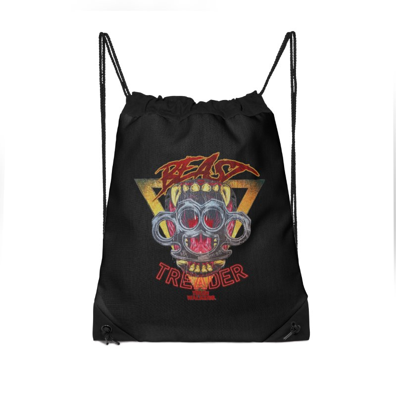 BEAST TREADER Accessories Bag by truthwalkers's Artist Shop