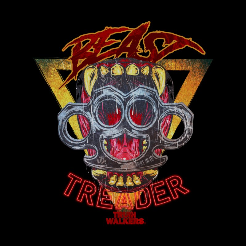 BEAST TREADER Men's Tank by truthwalkers's Artist Shop