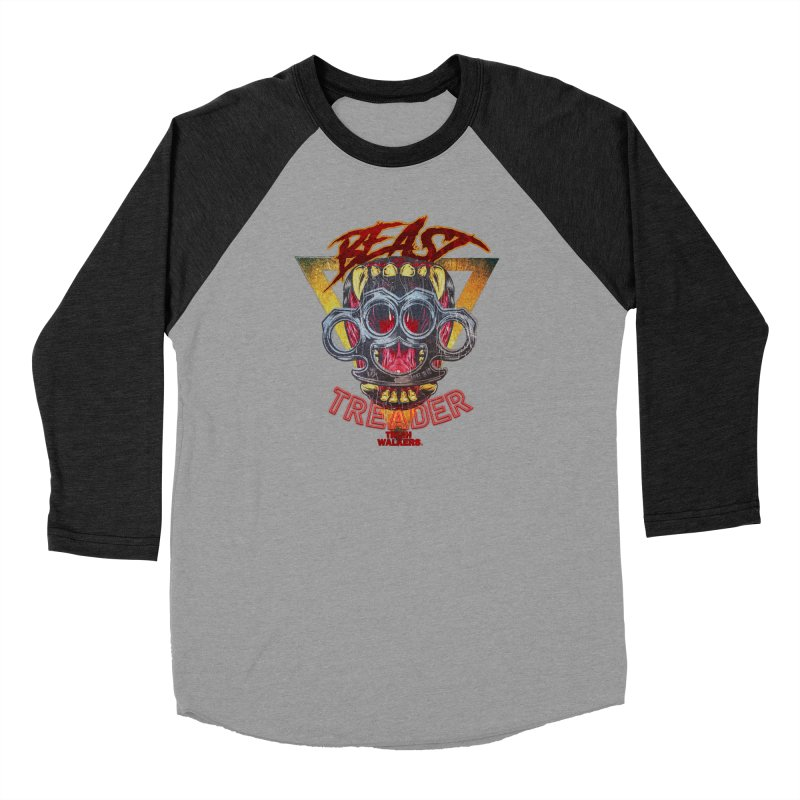 BEAST TREADER Women's Longsleeve T-Shirt by truthwalkers's Artist Shop