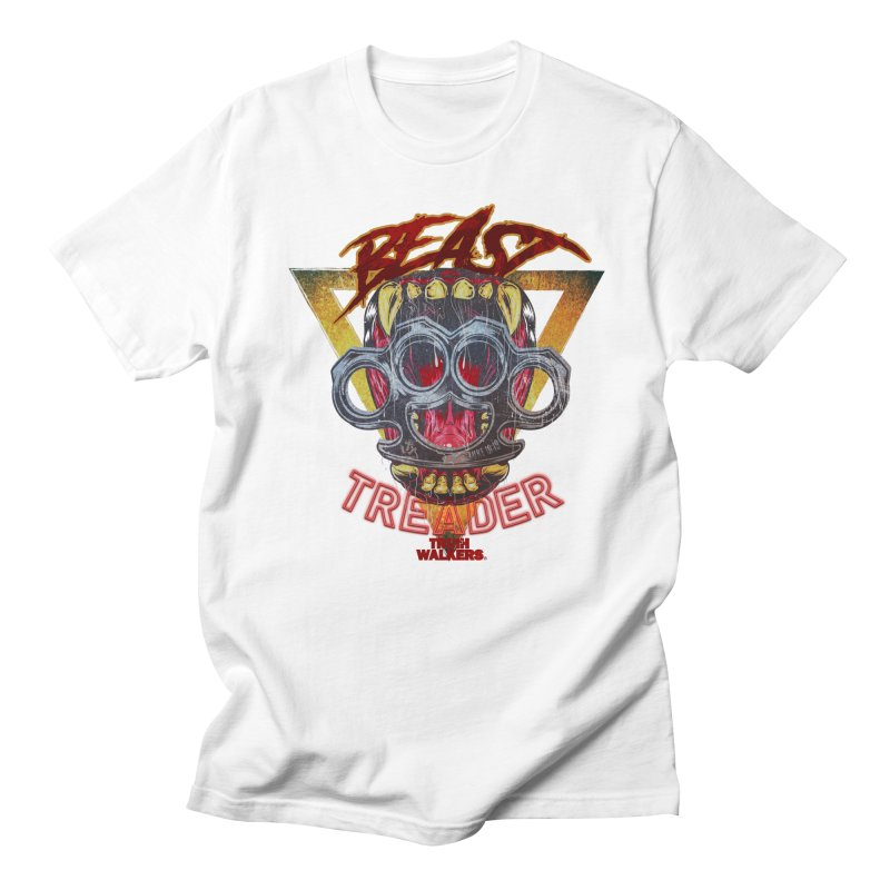 BEAST TREADER Men's T-Shirt by truthwalkers's Artist Shop
