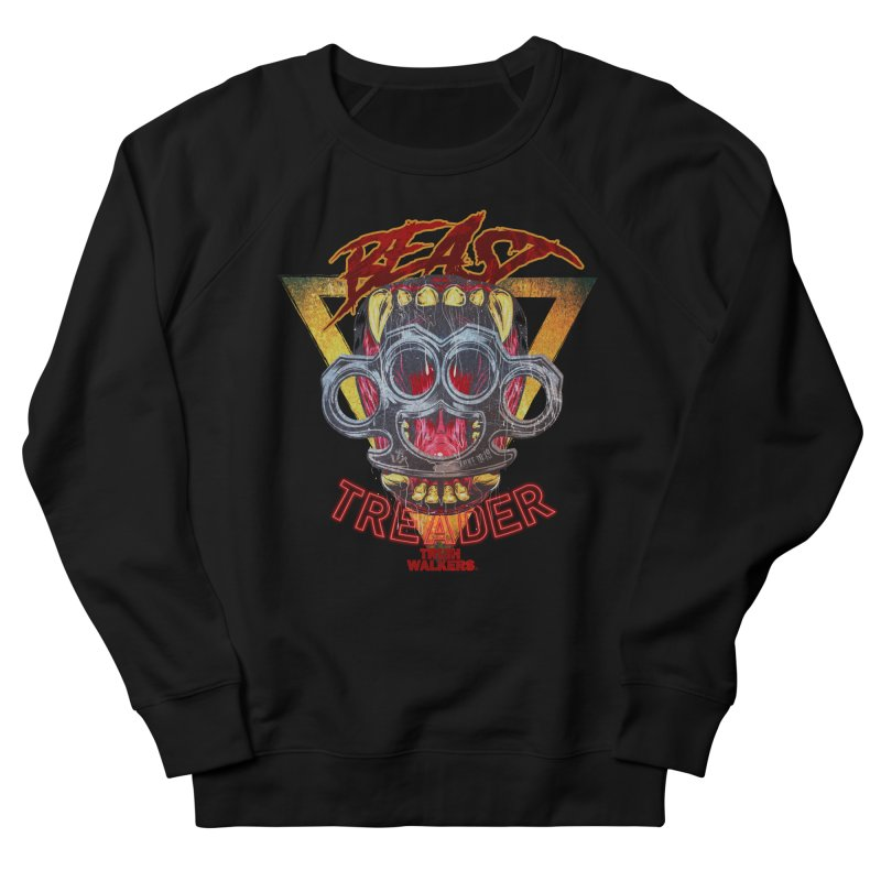 BEAST TREADER Men's Sweatshirt by truthwalkers's Artist Shop