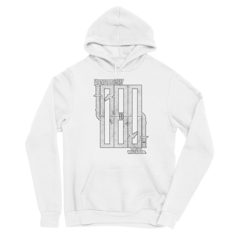 IRON TO IRON VR2 Women's Pullover Hoody by truthwalkers's Artist Shop