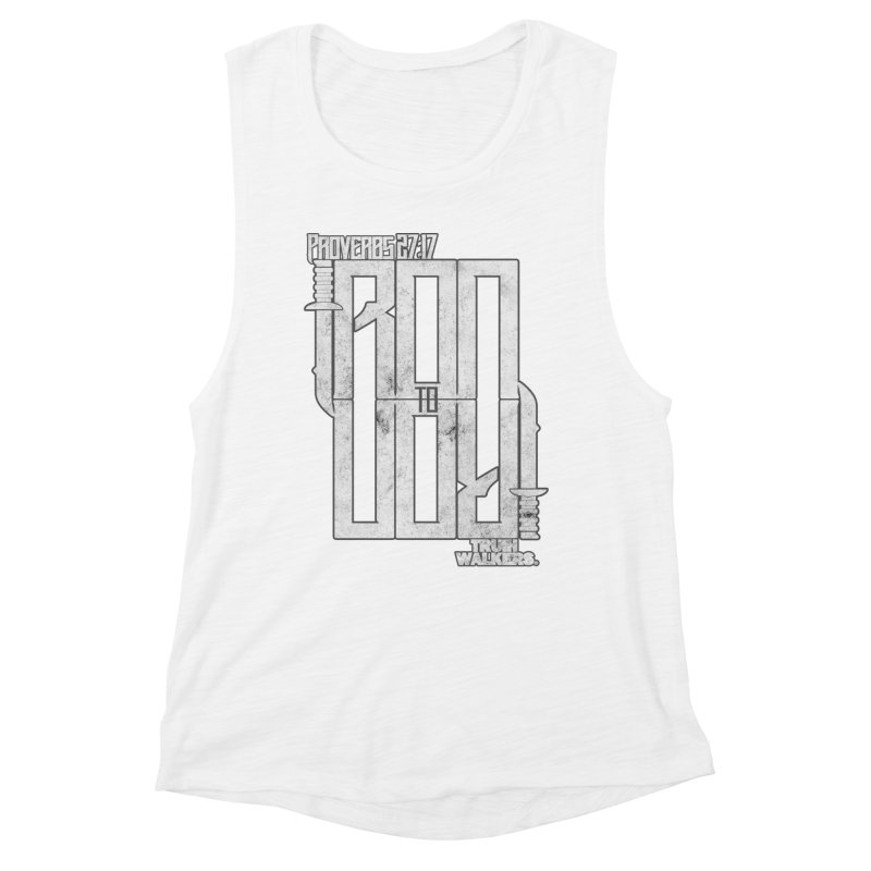 IRON TO IRON VR2 Women's Tank by truthwalkers's Artist Shop