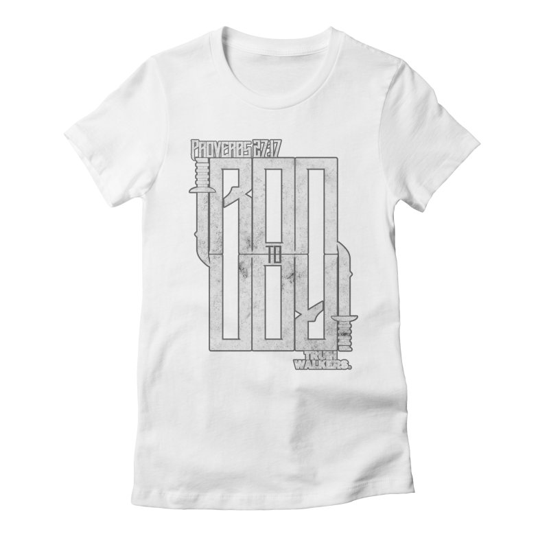 IRON TO IRON VR2 Women's T-Shirt by truthwalkers's Artist Shop