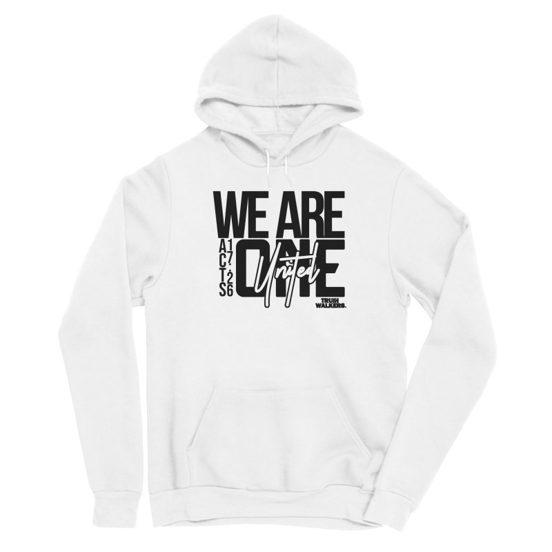 We Are One Women's Pullover Hoody by truthwalkers's Artist Shop