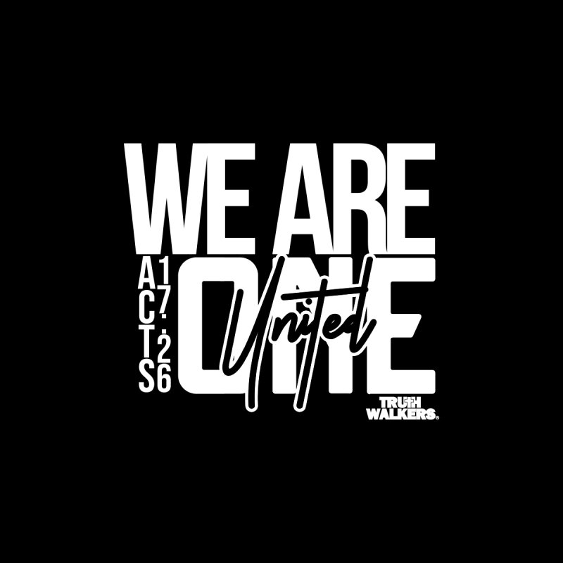 We Are One VR2 Men's T-Shirt by truthwalkers's Artist Shop