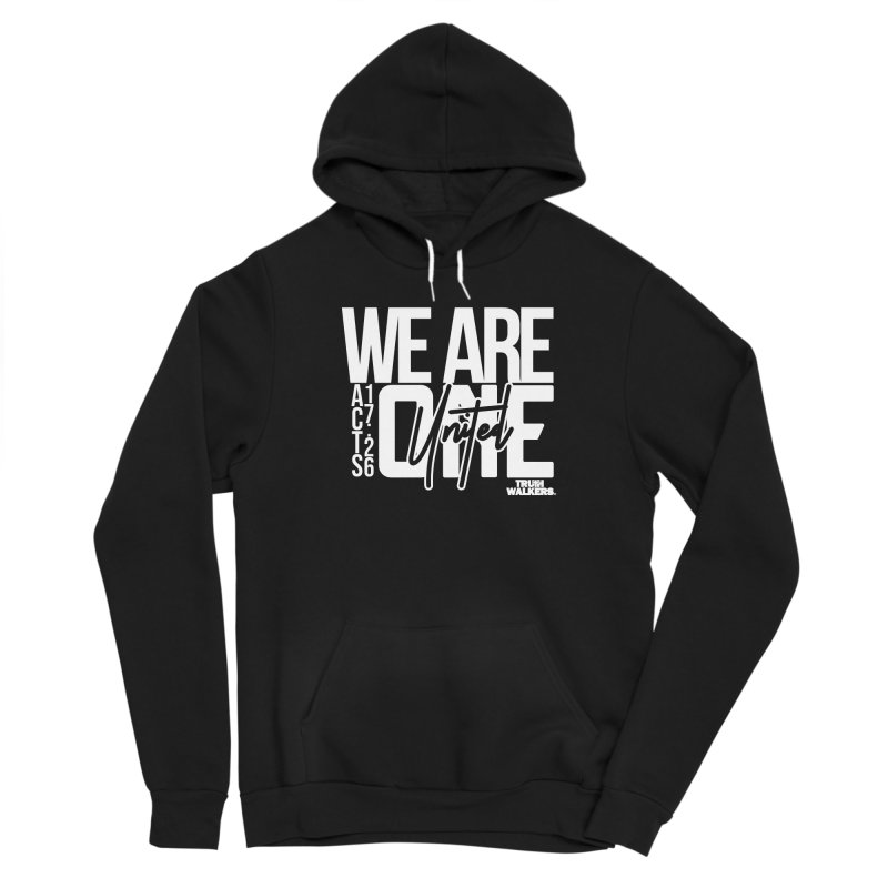 We Are One VR2 Women's Pullover Hoody by truthwalkers's Artist Shop
