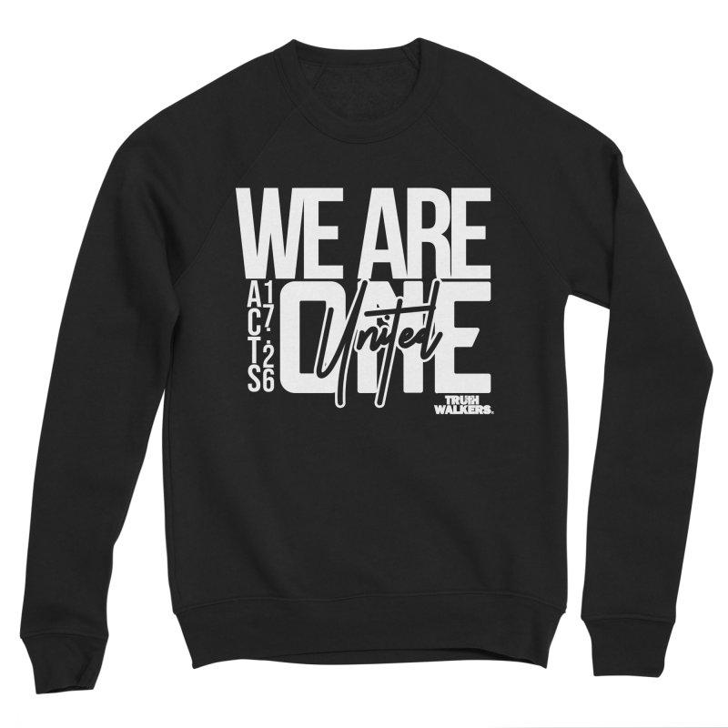 We Are One VR2 Women's Sweatshirt by truthwalkers's Artist Shop