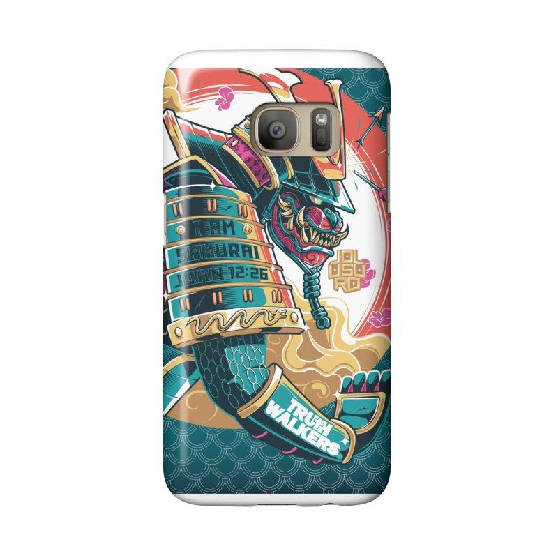 I AM SAMURAI Accessories Phone Case by truthwalkers's Artist Shop