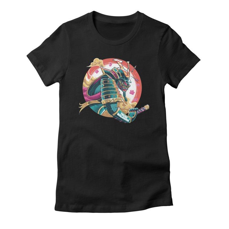 I AM SAMURAI Women's T-Shirt by truthwalkers's Artist Shop