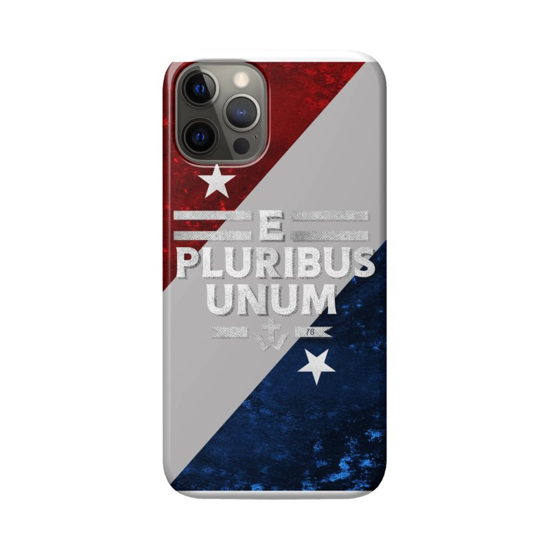 Out of Many, One Accessories Phone Case by truthwalkers's Artist Shop