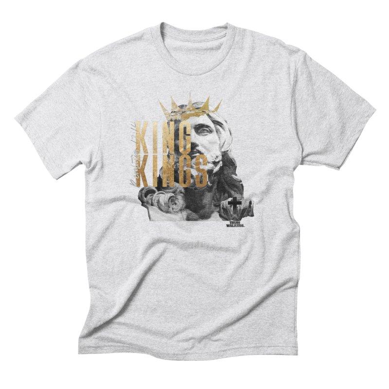 King of kings Bust Men's T-Shirt by truthwalkers's Artist Shop
