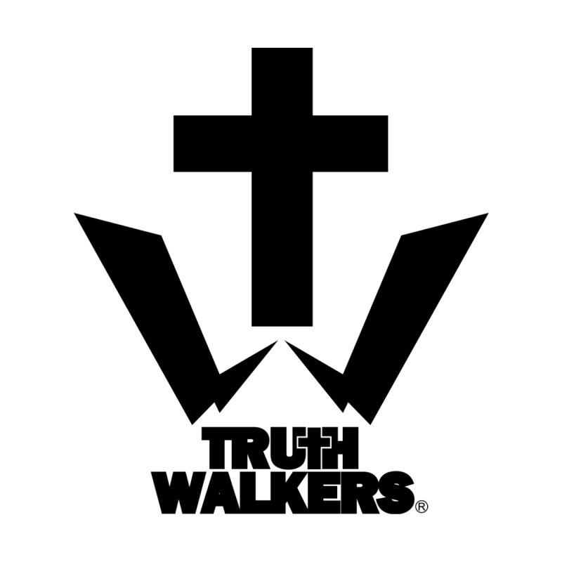 TW Bolt Black (Front Print) Women's T-Shirt by truthwalkers's Artist Shop