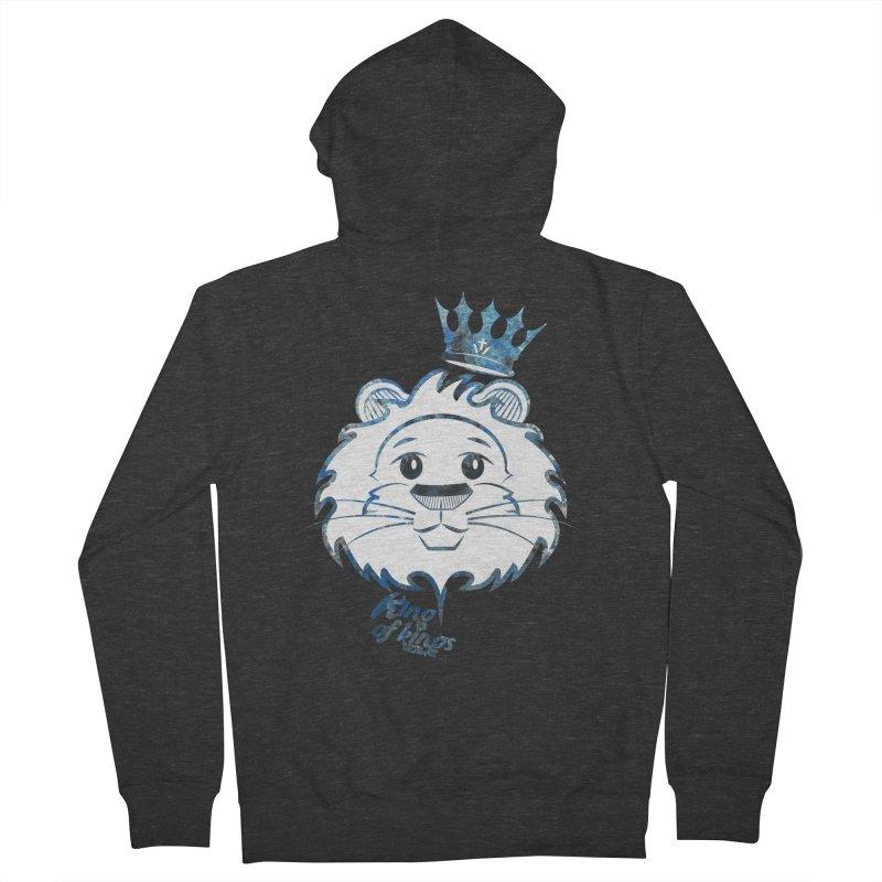 King of kings Lion Women's Zip-Up Hoody by truthwalkers's Artist Shop