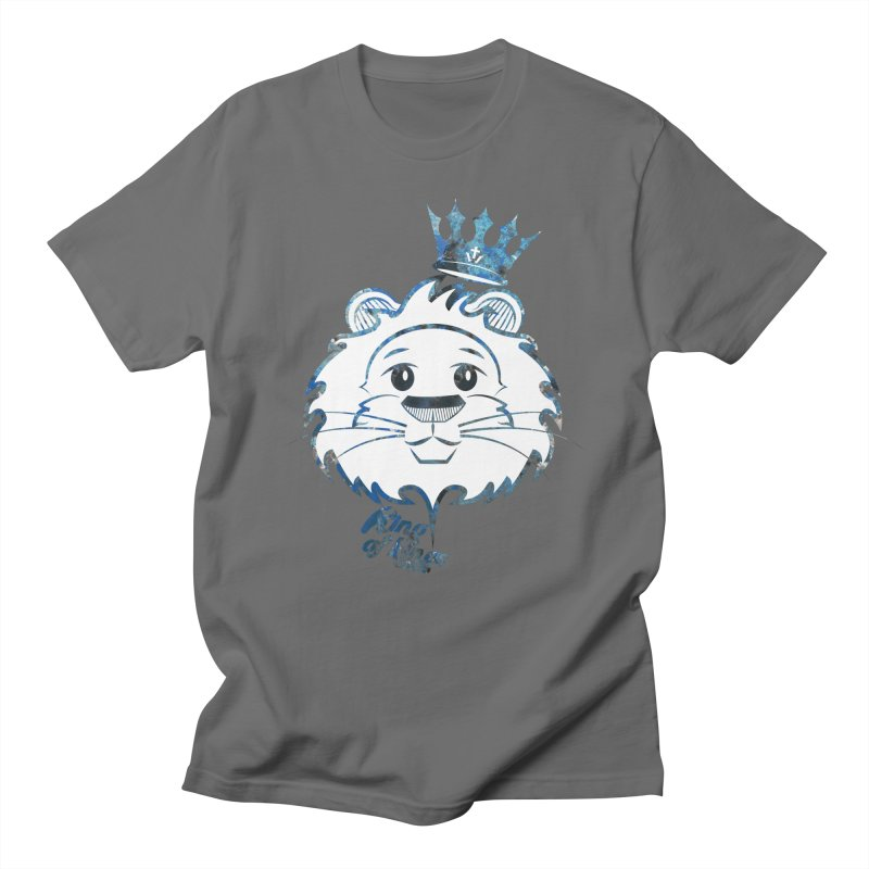 King of kings Lion Men's T-Shirt by truthwalkers's Artist Shop
