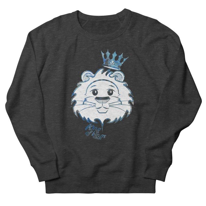 King of kings Lion Women's Sweatshirt by truthwalkers's Artist Shop