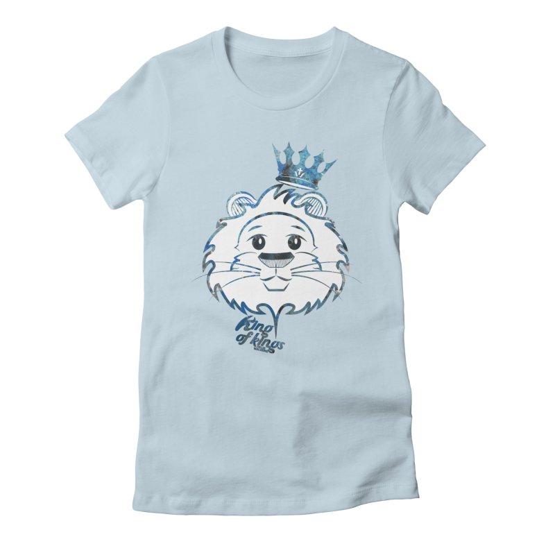 King of kings Lion Women's T-Shirt by truthwalkers's Artist Shop