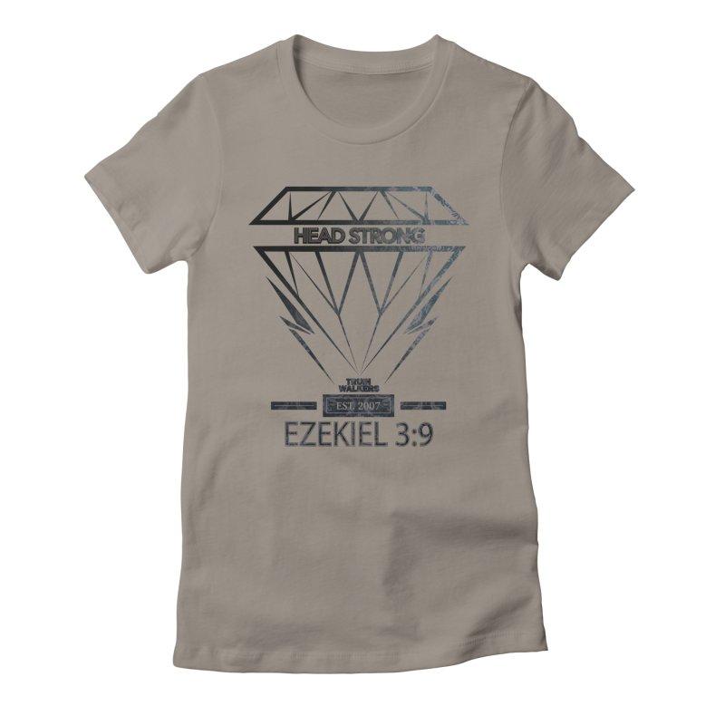 Head Strong Diamond Women's T-Shirt by truthwalkers's Artist Shop