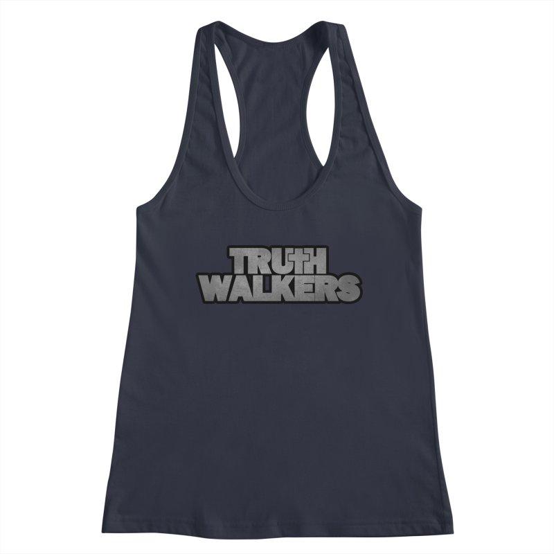 Truth Walkers Steel Women's Tank by truthwalkers's Artist Shop