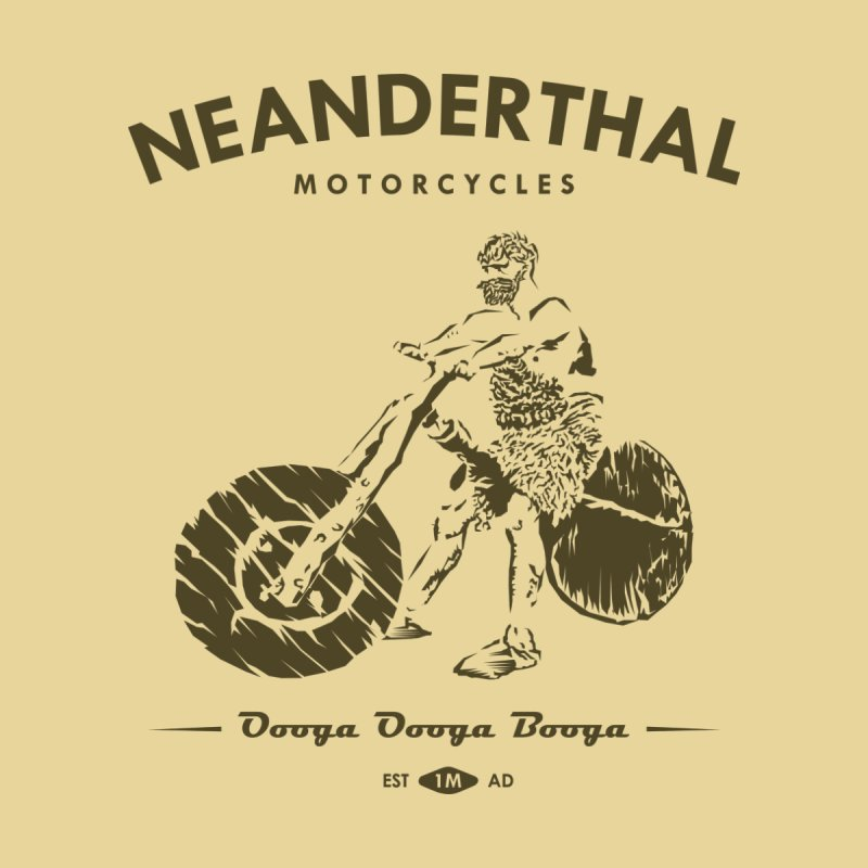 Neanderthal Motors by Trybyk Art