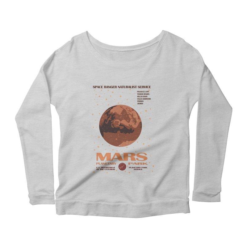 Mars   by Trybyk Art