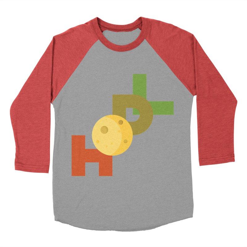 Hodl to the moon Men's Longsleeve T-Shirt by tryingtodoart's Artist Shop