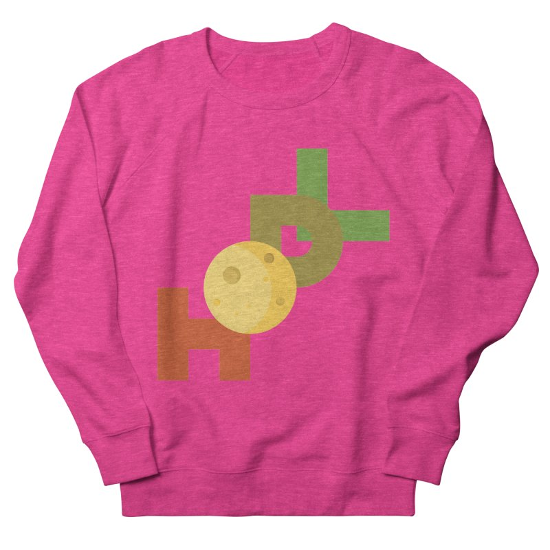 Hodl to the moon Men's Sweatshirt by tryingtodoart's Artist Shop