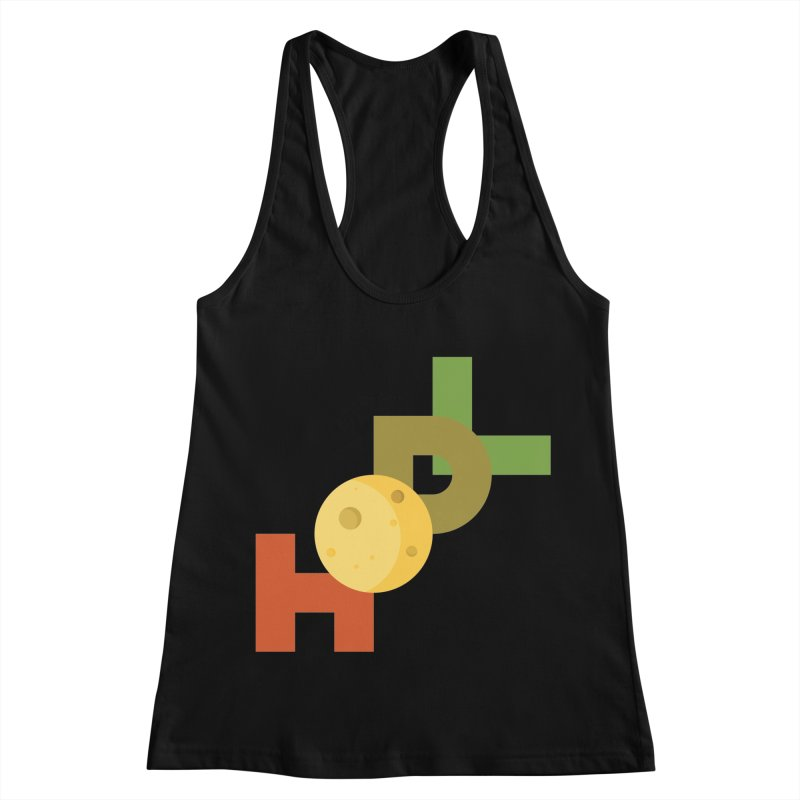 Hodl to the moon Women's Tank by tryingtodoart's Artist Shop