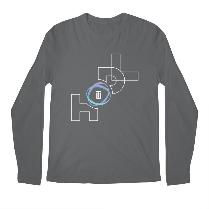 Hodl Utrust Men's Regular Longsleeve T-Shirt by tryingtodoart's Artist Shop