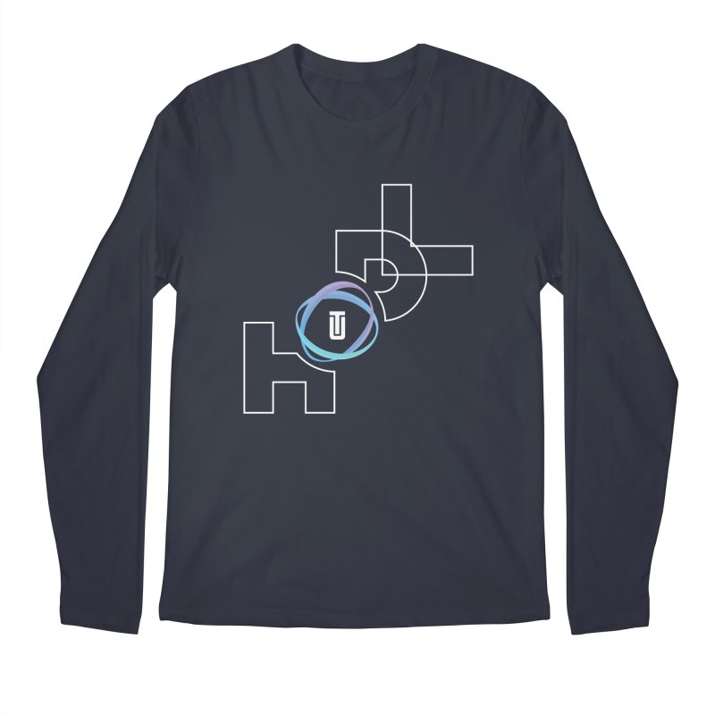 Hodl Utrust Men's Regular Longsleeve T-Shirt by tryingtodoart's Artist Shop