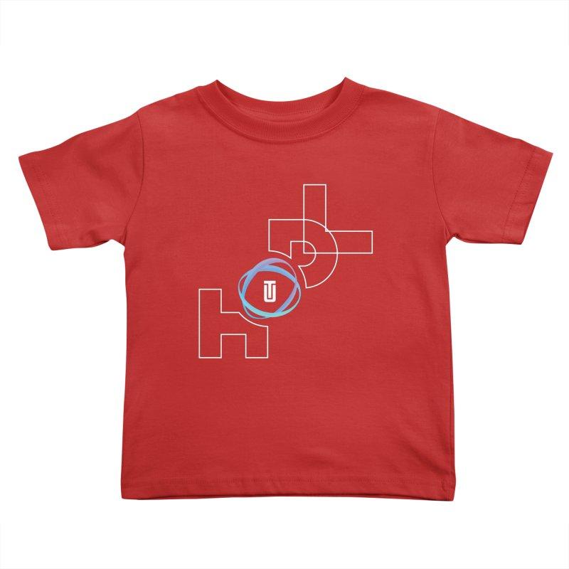 Hodl Utrust Kids Toddler T-Shirt by tryingtodoart's Artist Shop