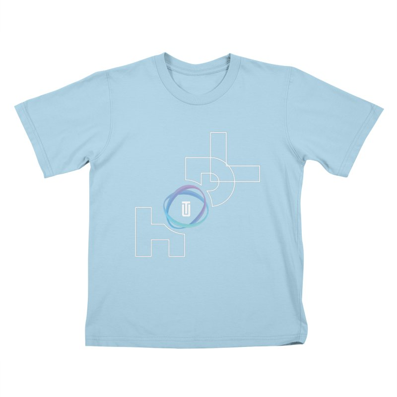 Hodl Utrust Kids T-Shirt by tryingtodoart's Artist Shop
