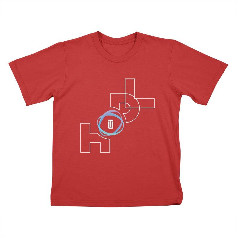 Hodl Utrust Kids T-Shirt by tryingtodoart's Artist Shop