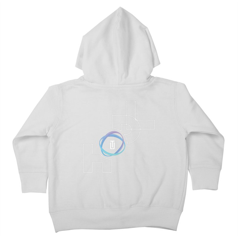 Hodl Utrust Kids Toddler Zip-Up Hoody by tryingtodoart's Artist Shop