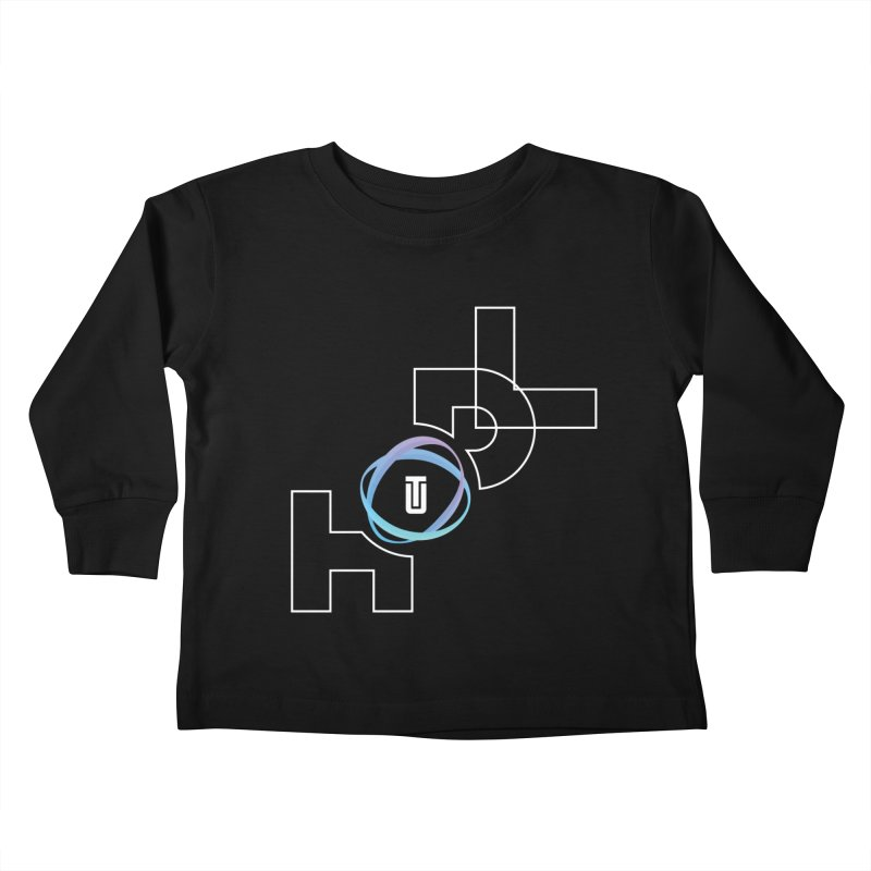Hodl Utrust Kids Toddler Longsleeve T-Shirt by tryingtodoart's Artist Shop