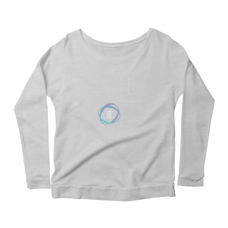 Hodl Utrust Women's Scoop Neck Longsleeve T-Shirt by tryingtodoart's Artist Shop