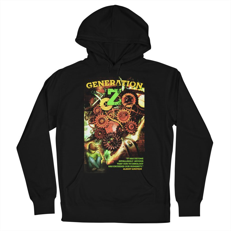Generation Z Men's Pullover Hoody by tsg's artist shop
